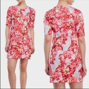 CeCe By Cynthia Steffe Floral Dress Size Large